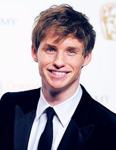 Eddie at the 2009 BAFTAs