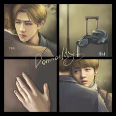 Who ever did this is seriously talented! Agh! My poor feel...ㅠㅠ