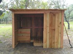 New Goat Barn - Shelter - The Goat Spot - Goat Forum