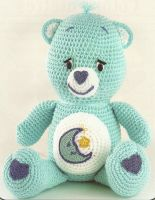 10 Care Bear patterns... I checked this one and the patterns are there! Not a fake