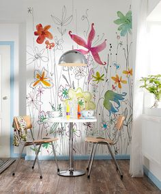Look what I found on #zulily! Joli Wall Mural #zulilyfinds