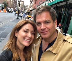 Sasha Alexander / Michael Weatherly