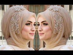 لفات طرح وطرح سواريه14 ♥ لفات شال و حجاب 2018 - YouTube