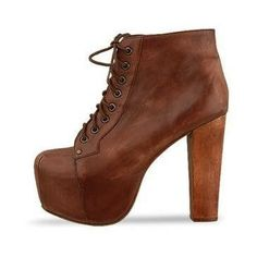 Jeffrey Cambell, so I really need @Jordan Robertson to tell me if I'll be crazy for wearing shoes like this. The ones I want are navy suede :) But I will tower over you like never before lol