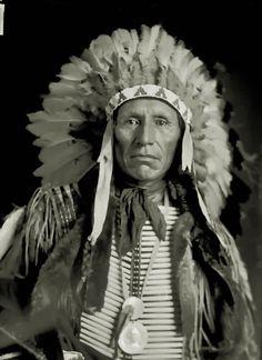 Eagle Dog, Yankton Sioux Indian Chief: