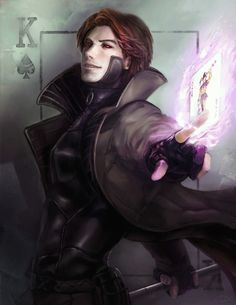 Gambit by ~BBQfish