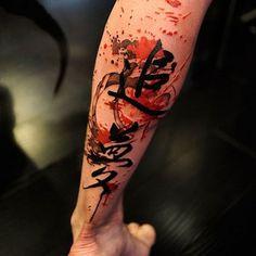 Best Calf Tattoo Ideas For Guys - Best Leg Tattoos For Men: Cool Lower, Upper, S...