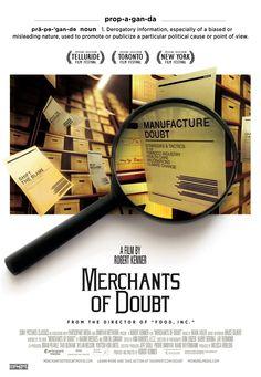 Merchants Of Doubt - Robert Kenner (2014)