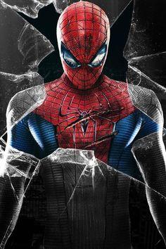 Spider-Man lock screen