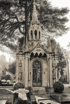 Milan Cemetery…