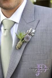 Image result for succulent boutonniere