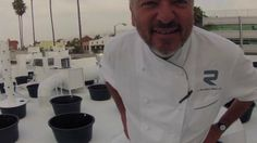 "Time-lapse video of the hydroponic tower garden on the roof at Chef John Sedlar's Playa Restaurant in Los Angeles.   www.playarivera.com GoPro camera operator: Ken Hwang. Song: ""Celeste"" by Les Enfants."