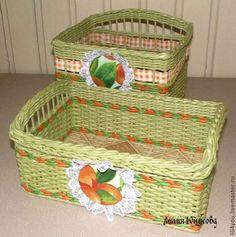 """Кухня ручной работы. Ярмарка Мастеров - ручная работа Комплект для кухни """"Сочный апельсин"""". Handmade."""