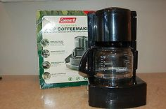 Coleman-Grill-Top-Coffeemaker-Portable-Propane-Gas-Camp-Stove-Camping