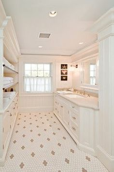 Appealing Tile Pattern home interior design Rustic Bathroom Boston Houzz Bathroom, Wood Floor Bathroom, Bathroom Ideas, Kitchen Floor, Bathroom Remodeling, Bathroom Organization, Bathroom Faucets, Bathroom Inspiration, New Interior Design