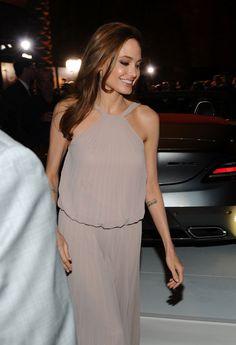 Angelina Jolie - The 23rd Annual Palm Springs International Film Festival Awards Gala - Red Carpet