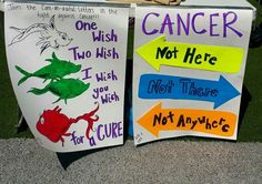 Relay for life-Dr. Suess