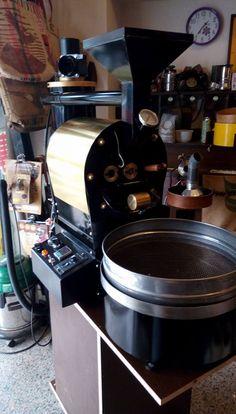#roaster #pražírna #kávy