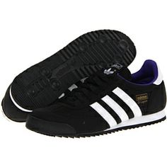 fa6fbafa4d9217 Adidas originals dragon black white blast purple