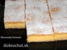 Fotorecept: Slovenský krémeš