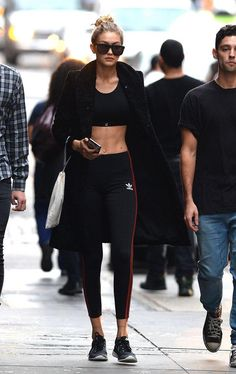 The official rules for wearing workout clothes all day