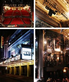 The Nederlander Theatre. I wish I could be here. Mainly because now Newsies is there not rent!