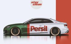 Image may contain: car - - Volkswagen Golf Mk1, Gt Cars, Race Cars, Vehicle Signage, Nissan Skyline Gt, Tuner Cars, Japanese Cars, Car Brands, Car Painting