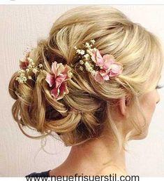 Kleinere Blüten bei kürzeren Haaren?!