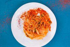 Kimchi, my love - Haarukkavatkain Kimchi, Spaghetti, Ethnic Recipes, Food, Essen, Meals, Yemek, Noodle, Eten