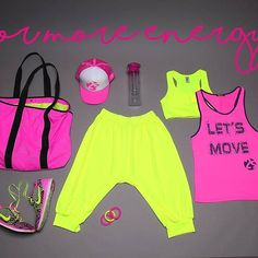 #set #dancing #zumba #crazy #fluo #energy 🔥🔥🔥 #2skin #lets #move #top #activewear #fitwear #gymwear #fitgirls #goodclothes #shoponline #dancelook #alladynki #stayfit #funny #hot #colorful #color #smail #happiness #like #top #sportsbra #music