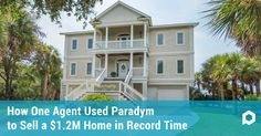 [New] Selling with social...good plan! Check this out: https://www.paradym.com/blog/one-agent-used-paradym-sell-1-2m-home-fast/ #realestate #realestatemarketing