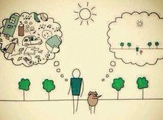 Diferencias entre humanos y perros. #humor #risa #graciosas #chistosas #divertidas