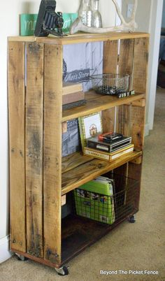 Picture results for bookshelf from the pallet