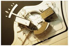 Landscape Model, Site Analysis, Architectural Models, School Design, Thesis, Art Lessons, Architects, Architecture Design, Concept