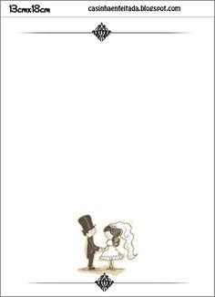Princesas de Branco: Kit Festa de Casamento Detalhes Rosa Para Imprimir Grátis