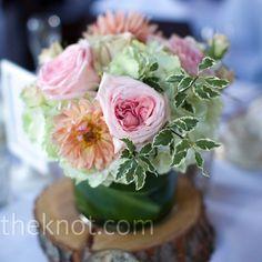 Low Floral Centerpieces