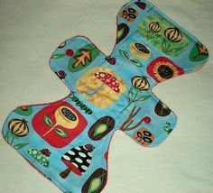 Cute cloth pad