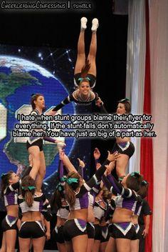 Cheerleading Confessions