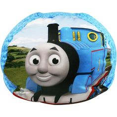Thomas the Tank Engine Bean Bag. I will get this for Austin's table area! yay