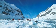 Enter to Win an Antarctica Voyage For Two!