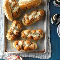 Contest-Winning Bavarian Meatballs Recipe -I use my slow cooker so much—unless my husband decides to grill for me—and these mouthwatering meatballs are just one reason why. They're a guaranteed crowd-pleaser when I serve them as party appetizers…or a yummy, filling sandwich spooned over crusty rolls and topped with cheese. —Peggy Rios, Mechanicsville, Virginia