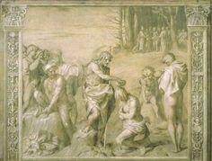 Andrea del Sarto | Chiostro dello Scalzo