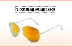 Top 5 Sunglasses Trends for Spring 2015!