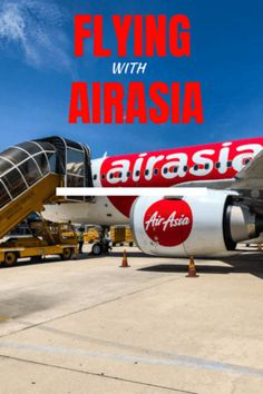 Flying with AirAsia is actually really good. Without having to pay for all those things you don't need you get a great airfare excellent customer service and the option to add on what you want Slow Travel, Asia Travel, Travel Tips, Travel Destinations, Travel Plan, Motorhome Travels, Fly Air, Travel General, Travel Flights