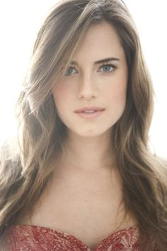 Allison Williams- after watching her in Girls on HBO-she would be a great candidate for Anastasia Steele in Fifty Shades of Gray.