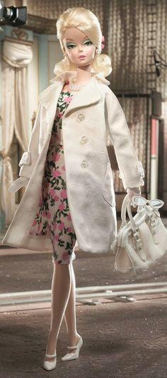 Hollywood Bound (2007) Silkstone Barbie