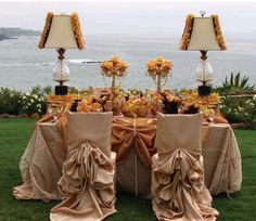 The Sweetheart Table is a lovely new phenomenon at weddings wherein the newly married couple is seated at it—by themselves. And although this is a controversial idea, I think it's wonderful. The ...