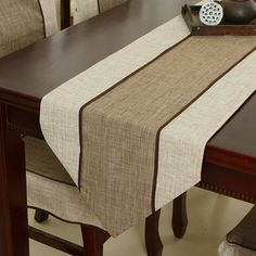 Modern Minimalist Style Retro Cloth Table Runner New Chinese Classic Coffee Table Flag Solid Table Mat Farmhouse Table Runners, Modern Table Runners, Farmhouse Kitchen Tables, Burlap Table Runners, Kitchen Dining, Dining Table, Coffee Table Runner, Coffee Tables, Table Flag