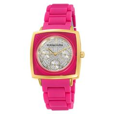 http://monetprintsgallery.com/bcbgmaxazria-womens-bg8233-elite-sport-goldtone-fuschia-rubber-watch-p-11154.html