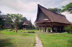 Batak houses Sumatra.  #film #Indonesia #Sumatra #craigfergusonimages